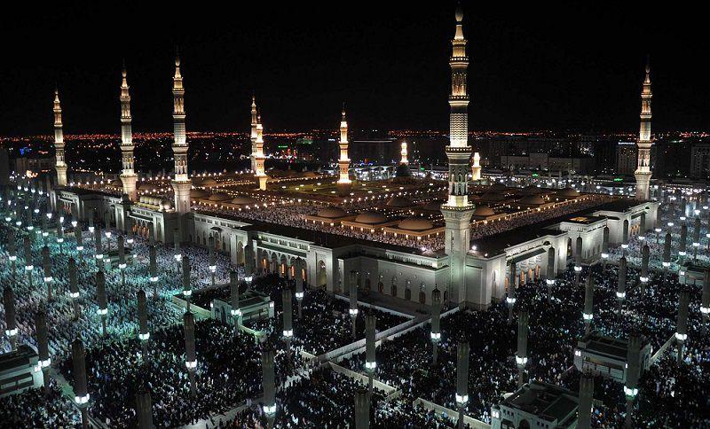 صور اشهر مساجد المملكة السعودية