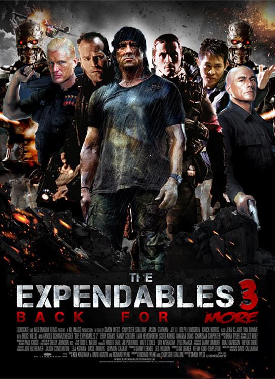 بالصور صور فيلم the expendables