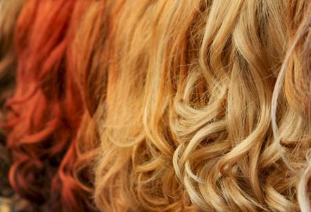 صورة تصفير الشعر بمواد طبيعيا