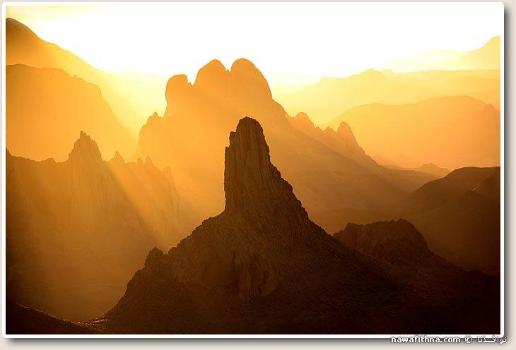 بالصور احسن غروب شمس في العالم