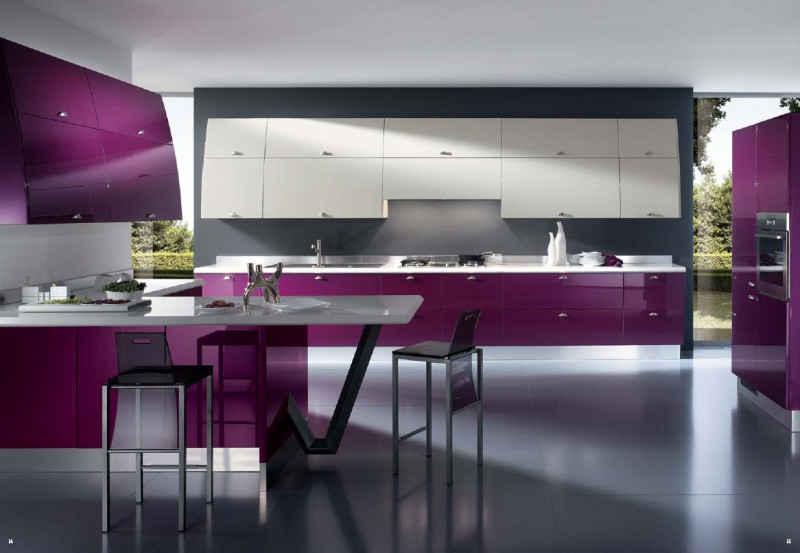 صور ديكورات مطبخ ايطالي بالصور