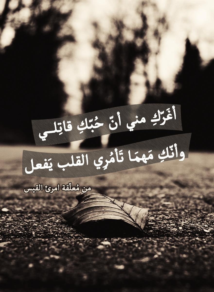 بالصور اجمل قصائد امرؤ القيس في الغزل 20160713 602