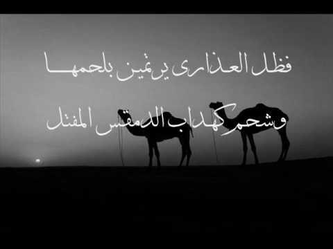 بالصور اجمل قصائد امرؤ القيس في الغزل 20160713 603