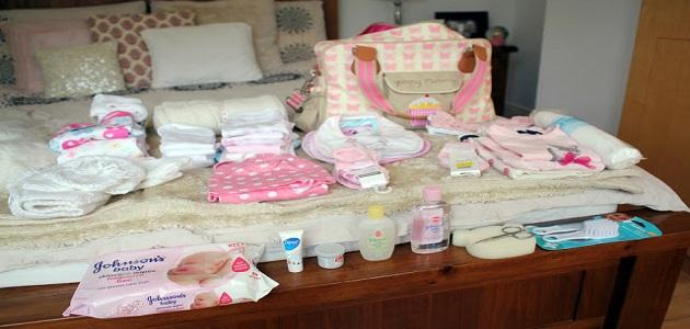 صورة مستلزمات الام عند الولادة