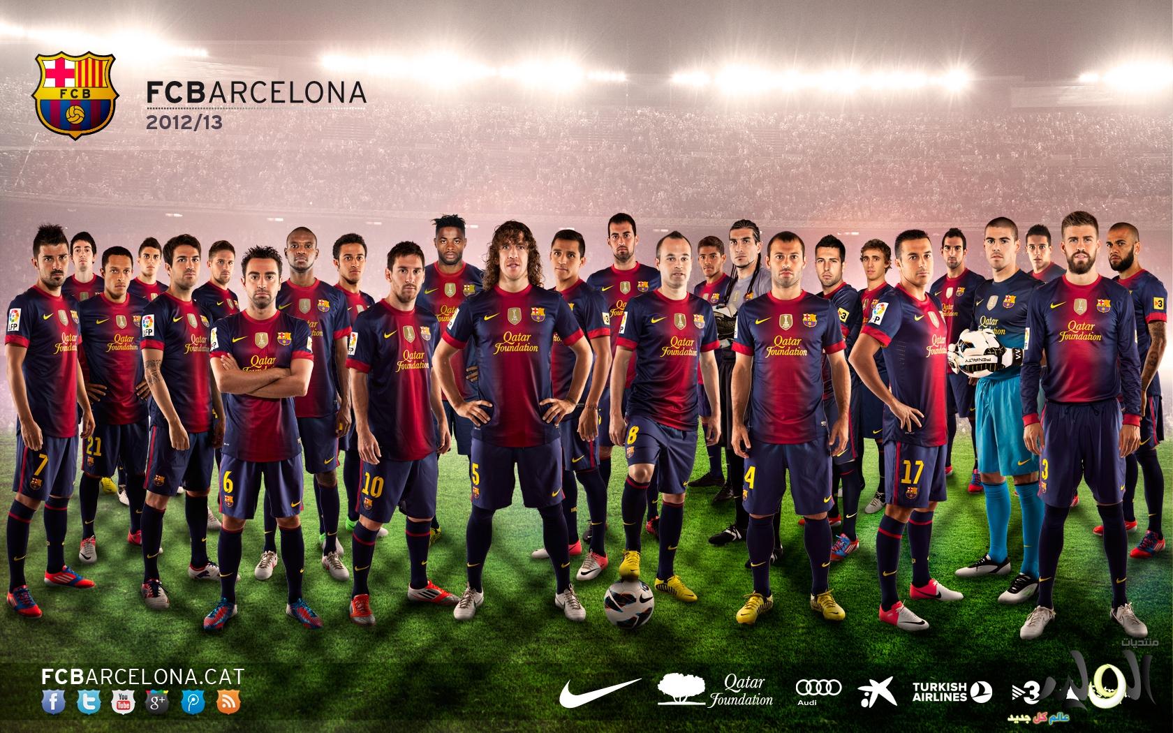 بالصور اجدد صور فريق برشلونة 2019 20160714 2525