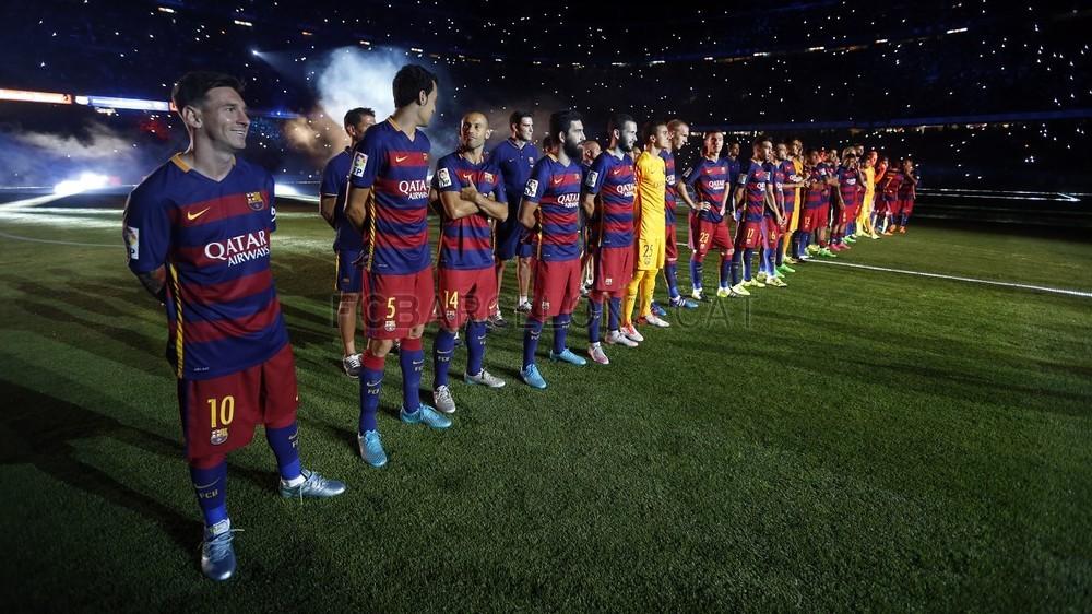 بالصور اجدد صور فريق برشلونة 2019 20160714 2527