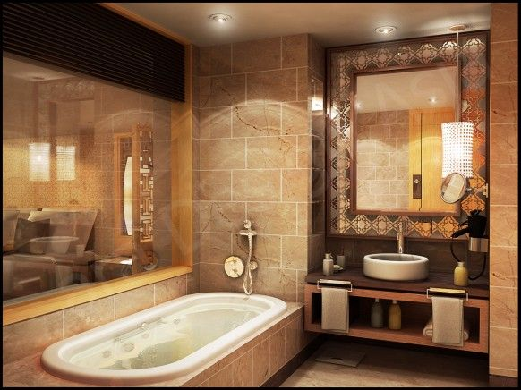 بالصور اشيك ديكور حمامات ولا اروع 20160714 2664