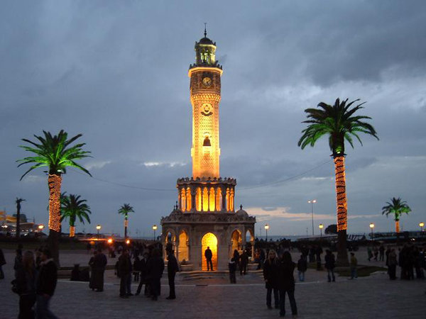 اجمل الاماكن السياحية في ازمير      اجمل الاماكن السياحية في ازمير