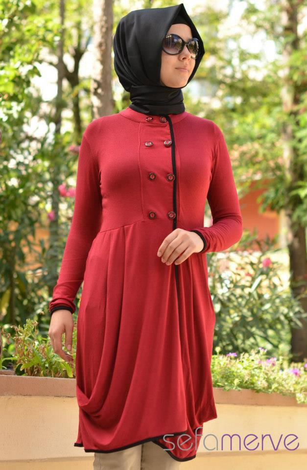 بالصور اجمل ملابس للمحجبات الصبايا 20160714 2977
