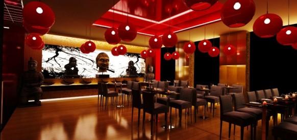 صور ديكور مطاعم الوجبات السريعة