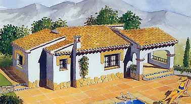 مخططات بيوت طراز ريفى تصاميم هندسية منازل ريفية هندسة معمارية خرائط شقق صغيرة