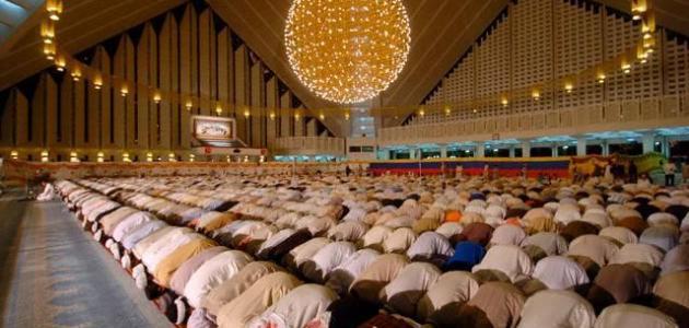 صورة حكم صلاة التراويح في رمضان , فضل صلاة التراويح في رمضان بالتفصيل الكامل 20160714 747