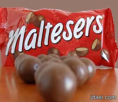 صورة طريقة عمل شوكولاته مالتيزرز , حبيبات شوكولاته لا تستطيع مقاومتها 20160714 953