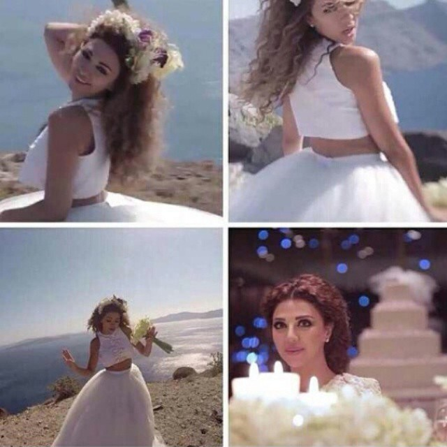 بالصور صور حفل زفاف ميريام فارس 20160715 1059