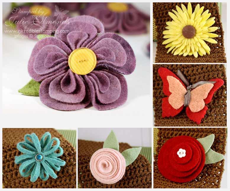 بالصور كيفية صناعة الورد بالقماش 20160715 1617