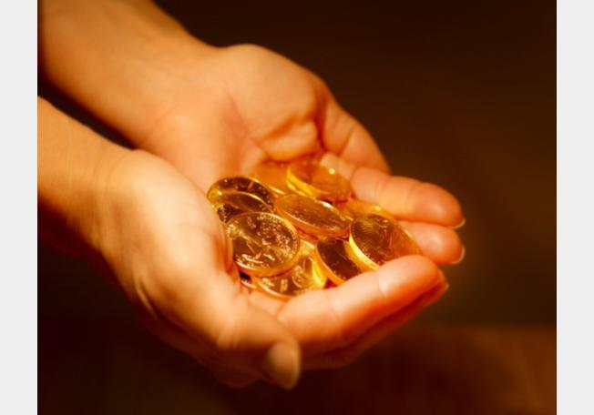 صور تفسير الذهب في المنام