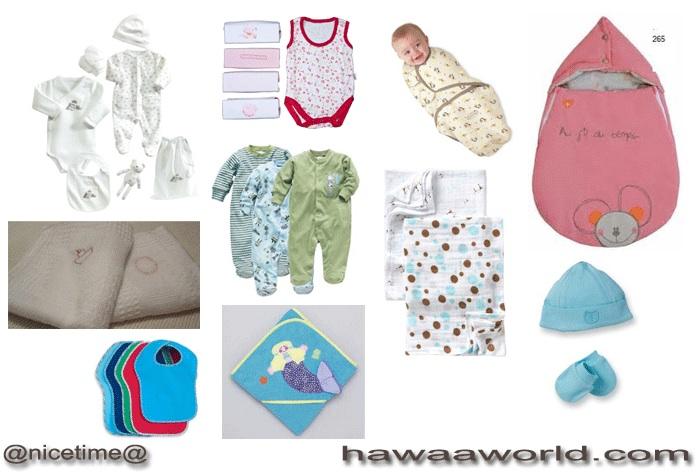 صور احتياجات الطفل المولود حديثا