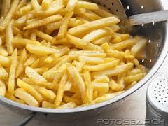 صور طريقة قلي البطاطا مثل المطاعم