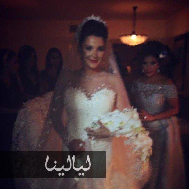 صوره زواج شام ابنة اصالة