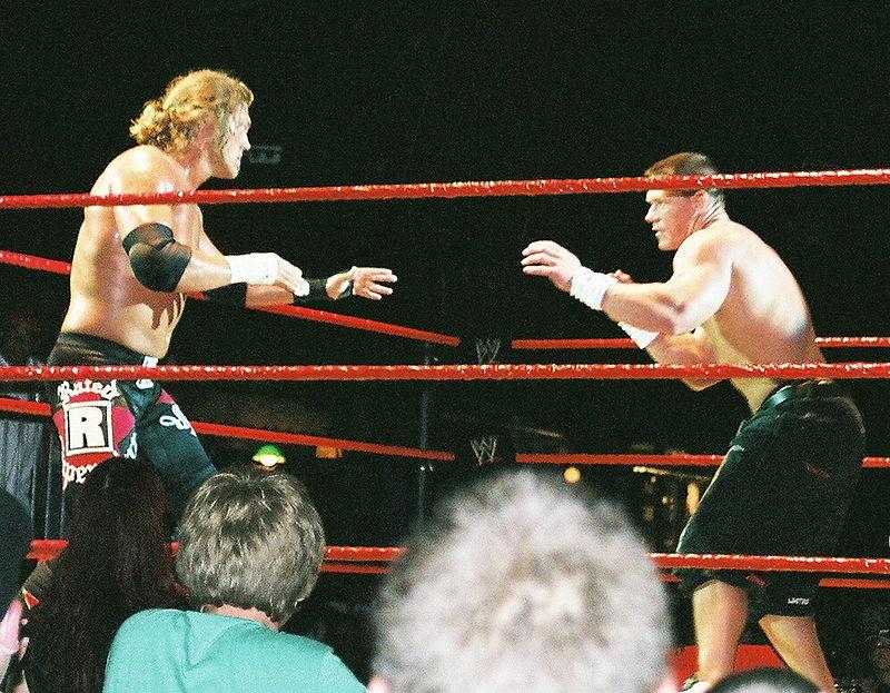 صور نجم المصارعة جون سينا