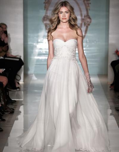 فساتين زفاف 2021 احلى و اجمل فساتين عروس مودرن حديثة 2021 صور فساتين زواج للمحجبات موضة صيف 2021