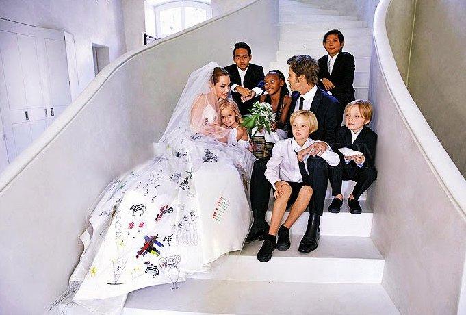 صور صور زفاف اشهر  الفنانين