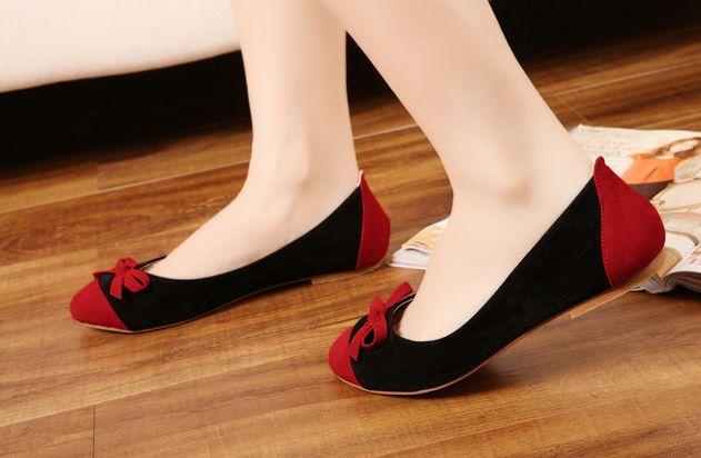 بالصور اجمل واروع احذية فلات للبنات 20160716 2403