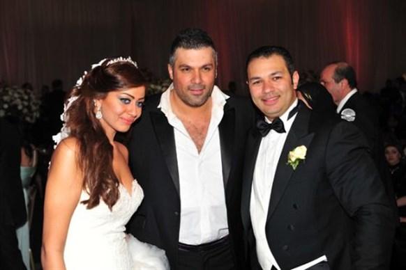 بالصور حفل زفاف ابنة غادة عبد الرازق روتانا 20160716 268