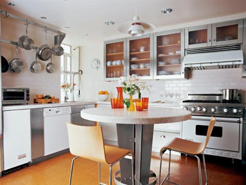 بالصور افكار لتصميم مطبخ الوميتال للشقق الصغيره 20160716 3028