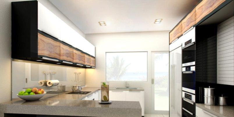 بالصور افكار لتصميم مطبخ الوميتال للشقق الصغيره 20160716 3029