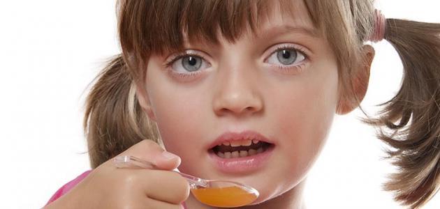 صورة افضل علاج للكحه عند الاطفال