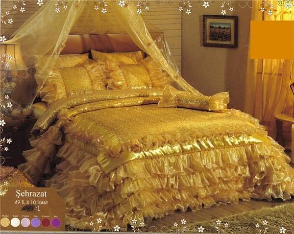 بالصور مفارش سرير حديثة 2019 20160716 327
