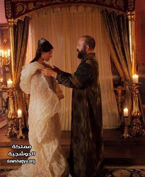 بالصور احداث مسلسل حريم السلطان الجزء الثالث 20160716 343