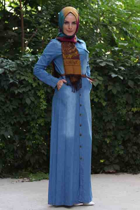 بالصور افضل ملابس المحجابات 2019 20160716 642