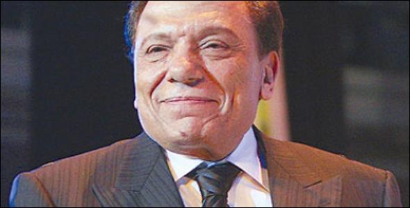 بالصور وفاة عادل امام المصري اليوم 20160716 771