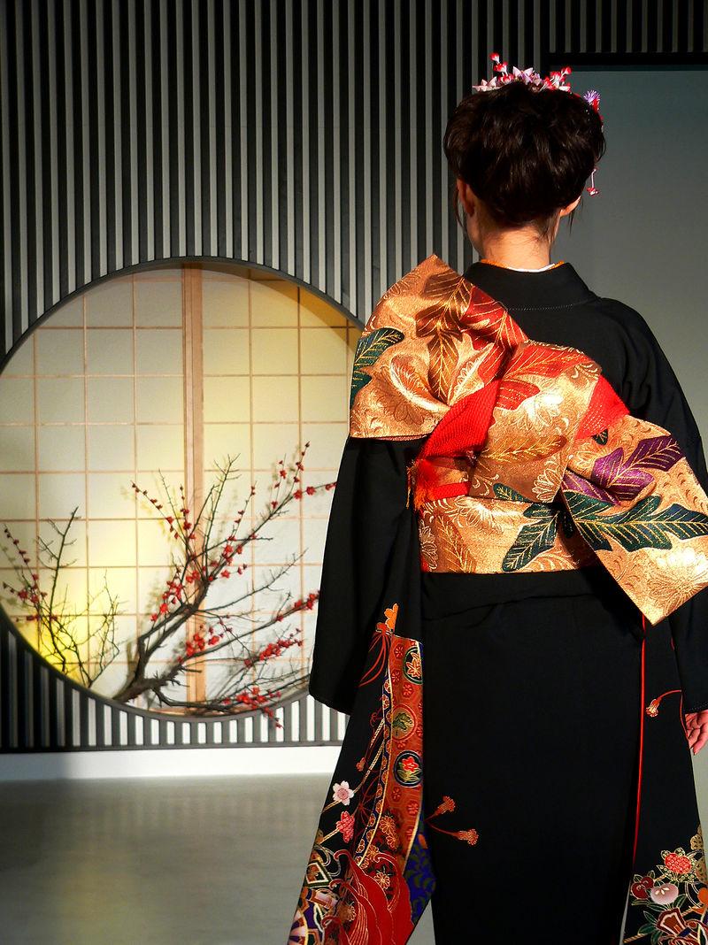 صور كل ما يدور حول اللباس التقليدي الياباني