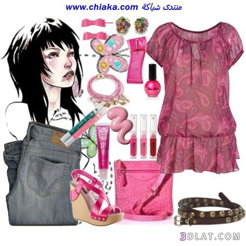 ملابس صيفية رائعه-اجمل ملابس صيفيه-صور لملابس 13543489562.jpg
