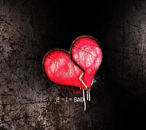 صورة صور للقلوب المجروحة الحزينة 20160717 1096