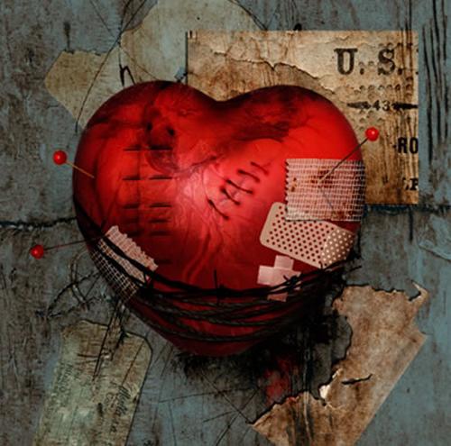 صورة صور للقلوب المجروحة الحزينة 20160717 1097