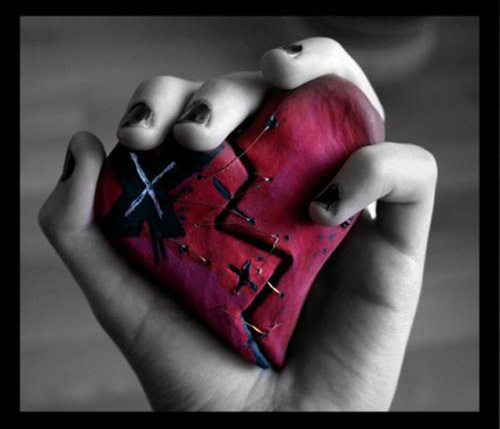 صورة صور للقلوب المجروحة الحزينة 20160717 1100
