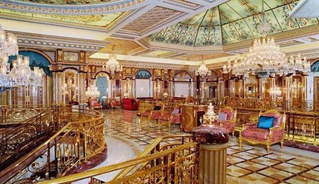 صوره قصر الملك عبد العزيز