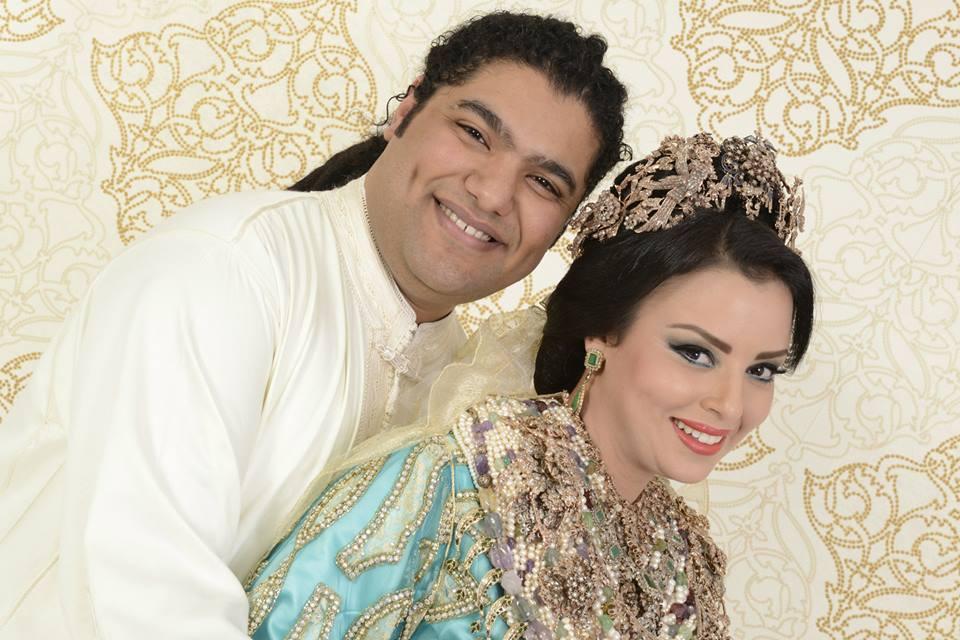 صور زواج الفنان فريد غنام