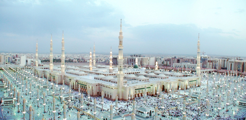 بالصور تفسير حلم رؤية المسجد النبوي في المنام 20160717 56