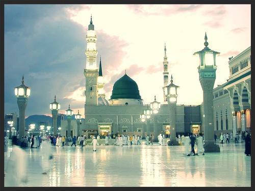 بالصور تفسير حلم رؤية المسجد النبوي في المنام 20160717 57