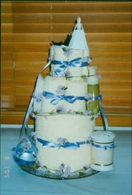 جهاز العروس و طريقة التنسيق ملابس العروس 35.jpg