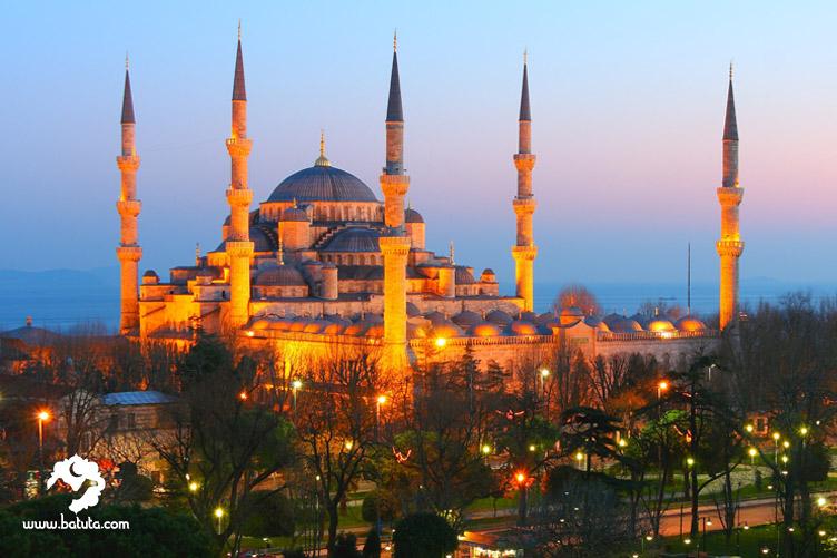 صور اهم المعالم السياحية في تركيا