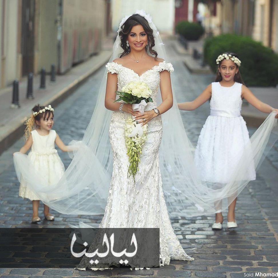 صوره موديلات فساتين زفاف 2017