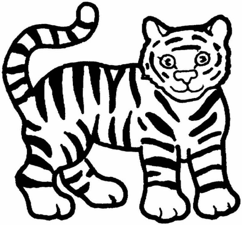 صور رسومات للتلوين للاطفال تلوين رسم اطفال 5)