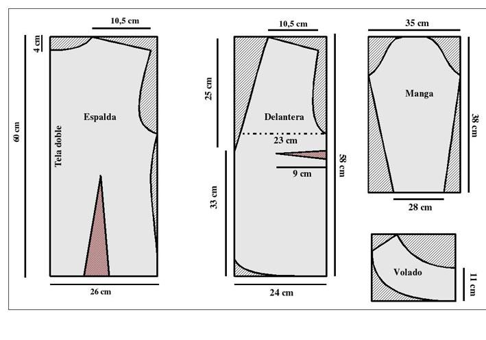 بالصور طريقة عمل باترون قميص نسائي 20160718 2856