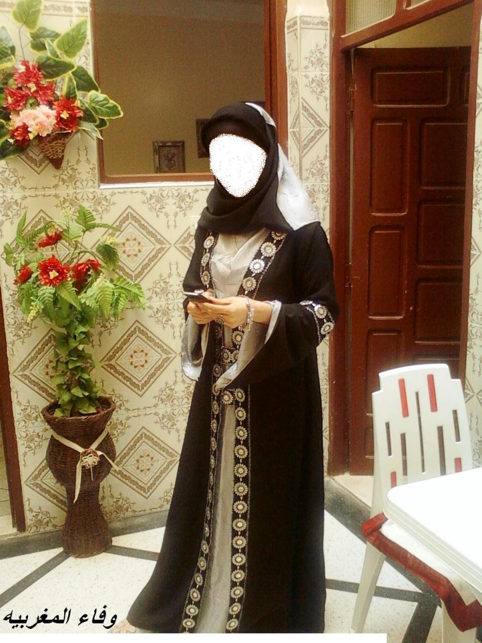 كيفية خياطة عباية شيك  طريقة خياطة عباية شيك  لخياطة عباية شيك 67693hayah.jpg